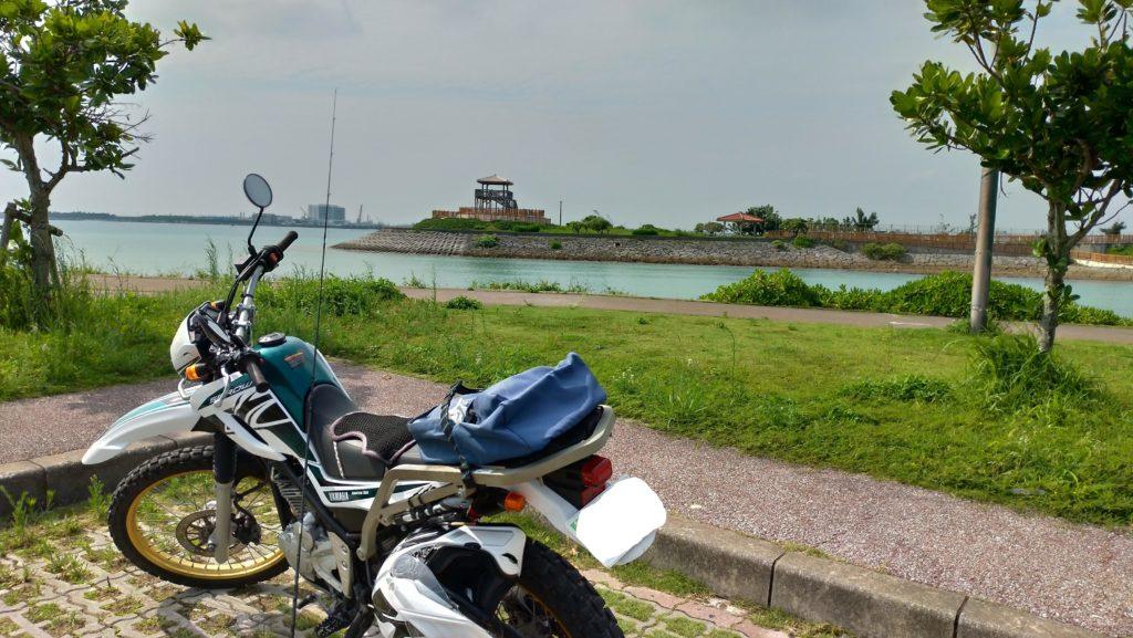 沖縄南部で釣り セローと