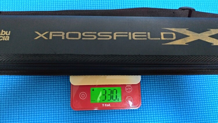 クロスフィールド 654ml-bfの重量