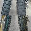 4年・14000キロでセロー250の初タイヤ交換!~難易度:お店任せ~